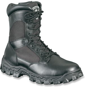 Rocky 2173 Men's Duty AlphaForce Zipper Boot 2173